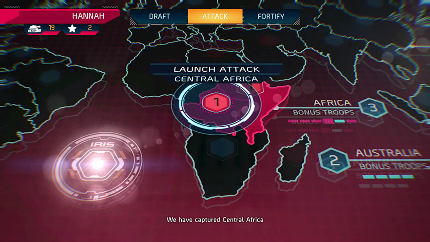 リスク:世界征服ゲーム