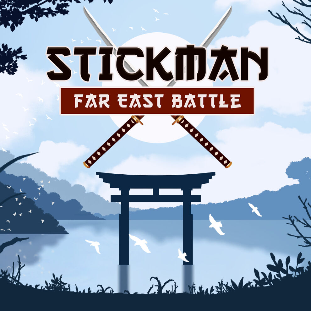 Stickman: Far East Battle