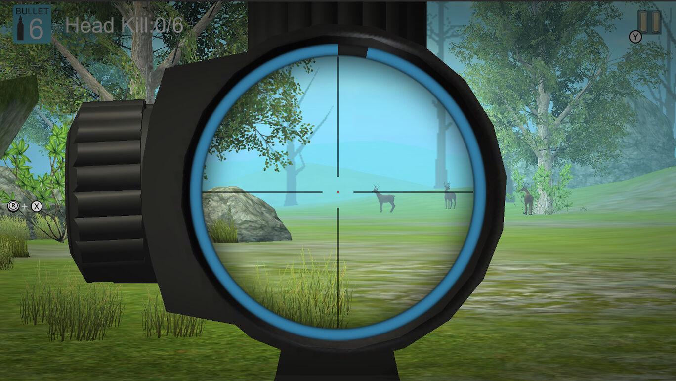Hunter Shooting Camp (ハンター・シューティング・キャンプ)