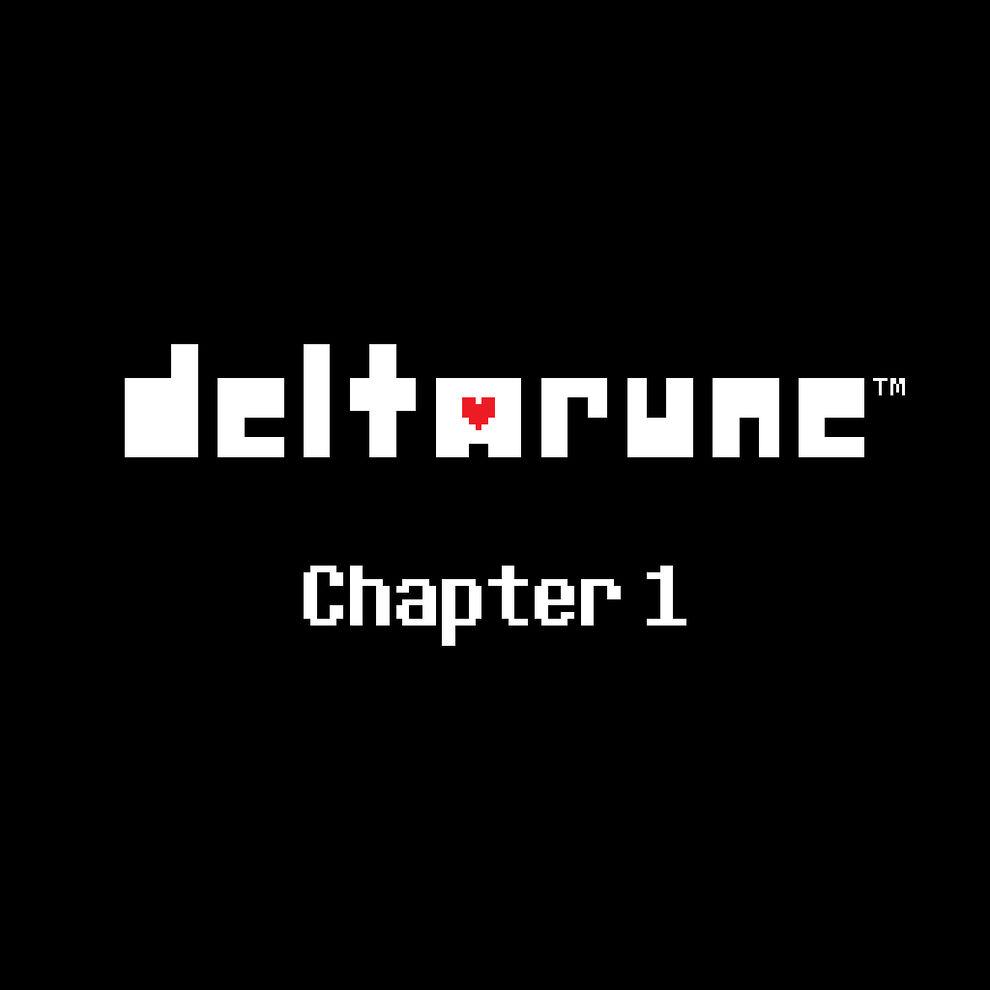 DELTARUNE Chapter 1