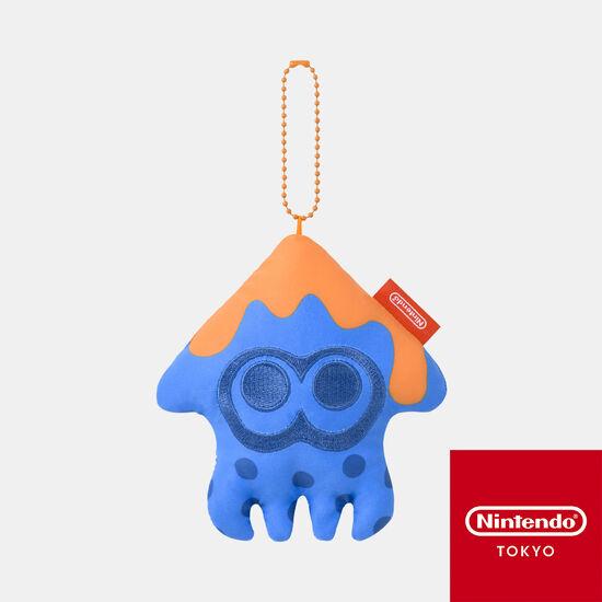 マスコット ブルー INK YOU UP【Nintendo TOKYO取り扱い商品】