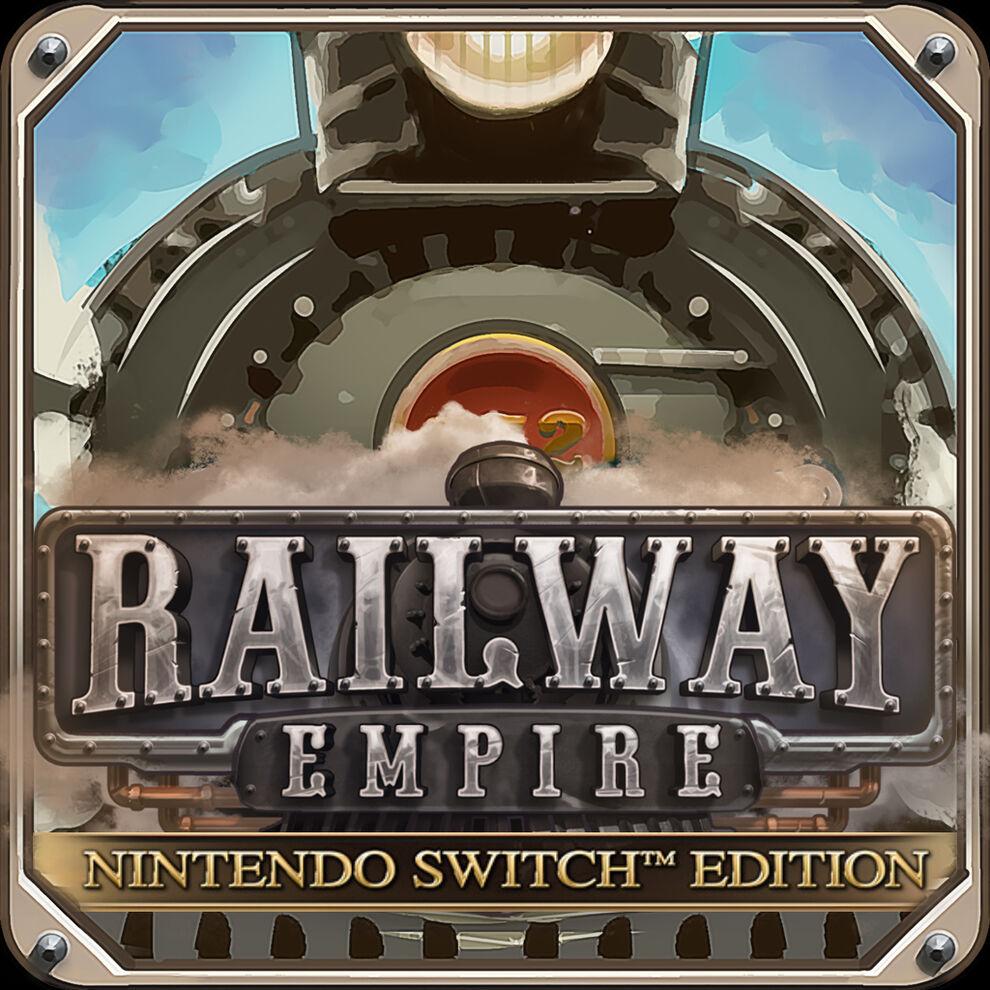 レイルウェイ エンパイア Nintendo Switchエディション