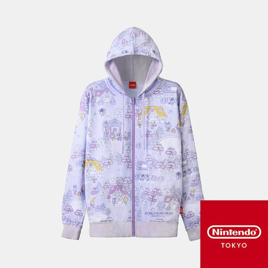 パーカー どうぶつの森【Nintendo TOKYO取り扱い商品】
