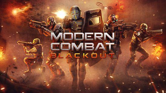 モダンコンバット Blackout
