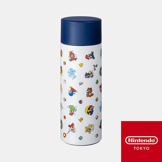ステンレスボトル スーパーマリオ パワーアップ【Nintendo TOKYO取り扱い商品】