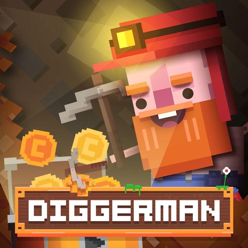 ディガーマン