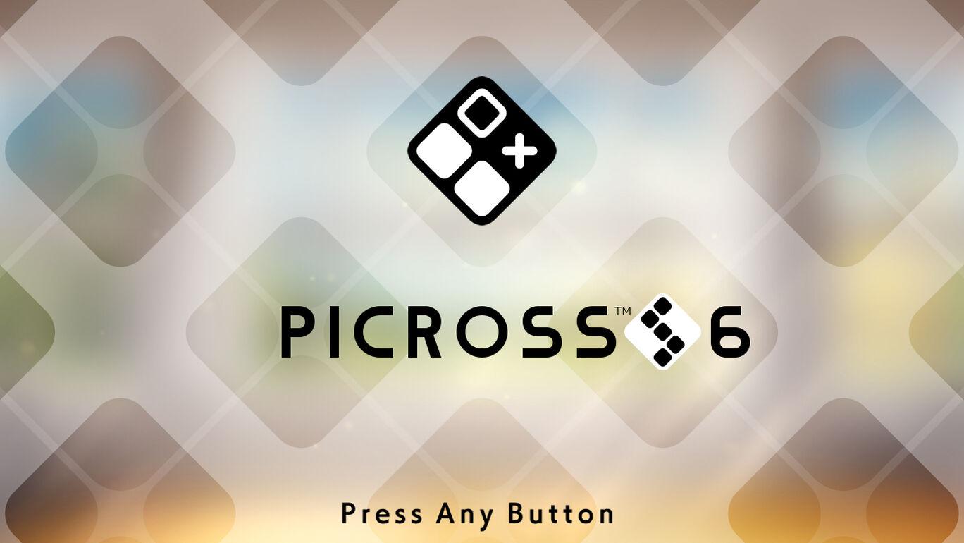 ピクロスS6
