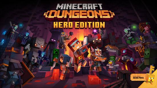 Minecraft Dungeons Hero Edition