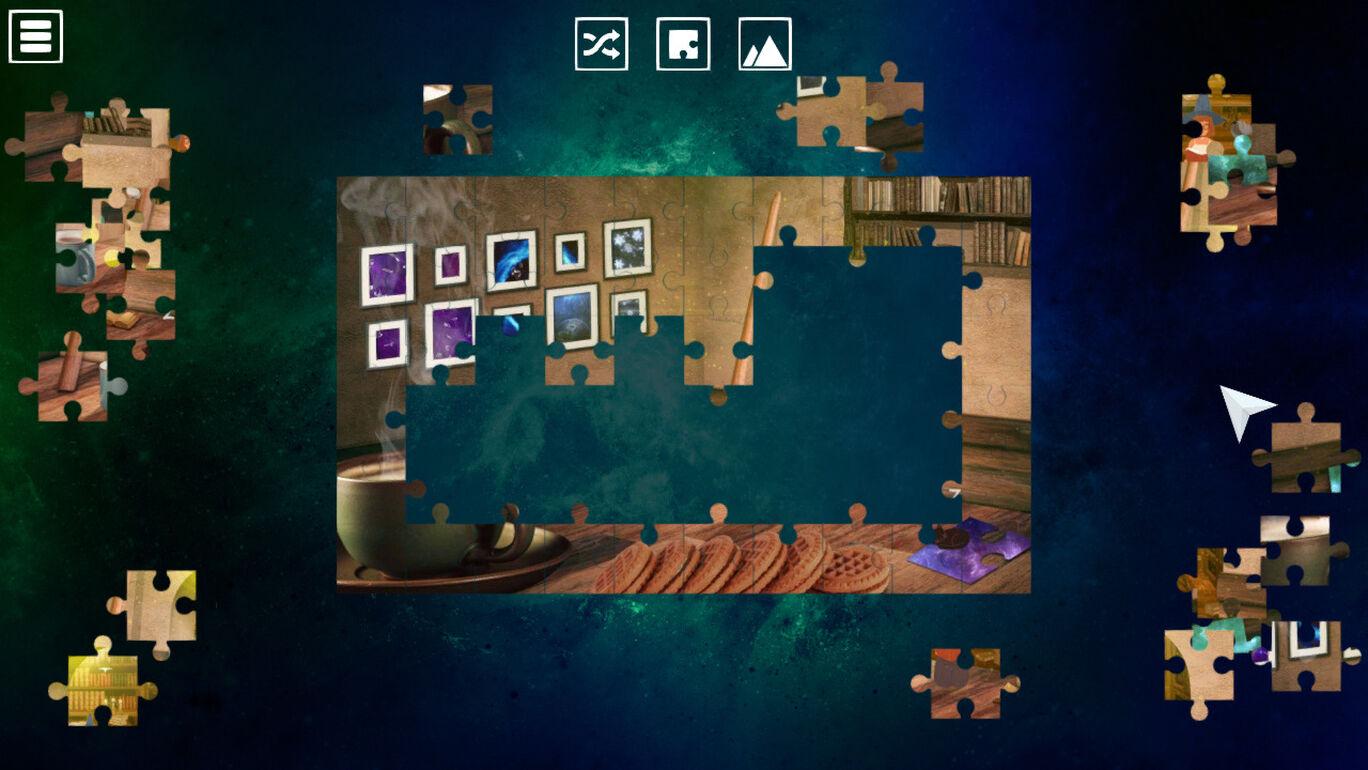 ASMR Journey - Jigsaw Puzzle