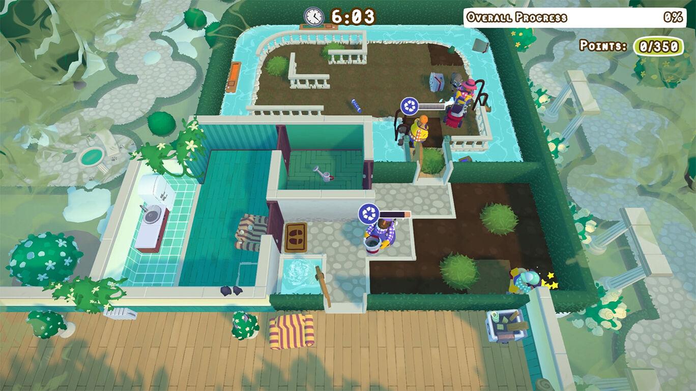 ツールズアップ!ガーデンパーティー・エピソード1:ツリーハウス