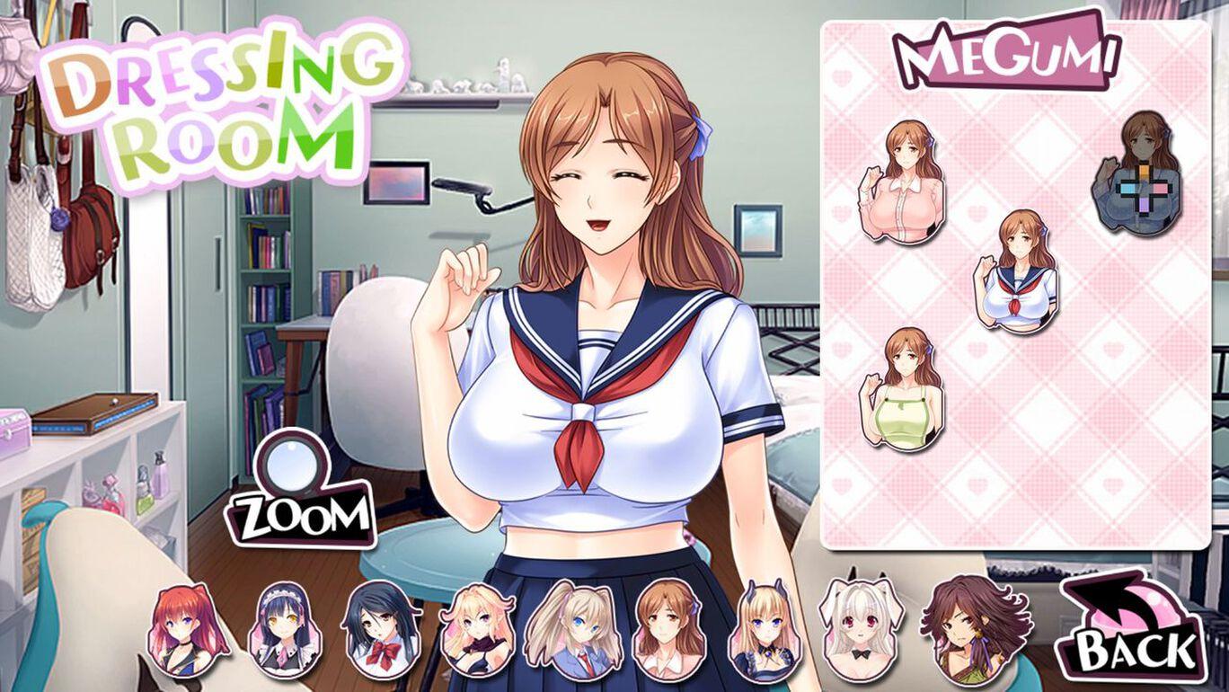 Delicious! Pretty Girls Mahjong Solitaire
