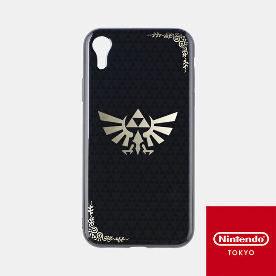 スマホカバー ゼルダの伝説 iPhone XR 対応【Nintendo TOKYO取り扱い商品】