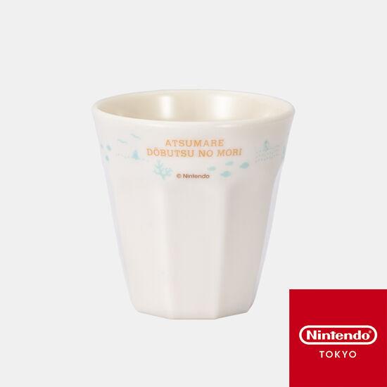 メラミンカップB あつまれ どうぶつの森【Nintendo TOKYO取り扱い商品】