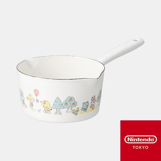 片手鍋 どうぶつの森【Nintendo TOKYO取り扱い商品】