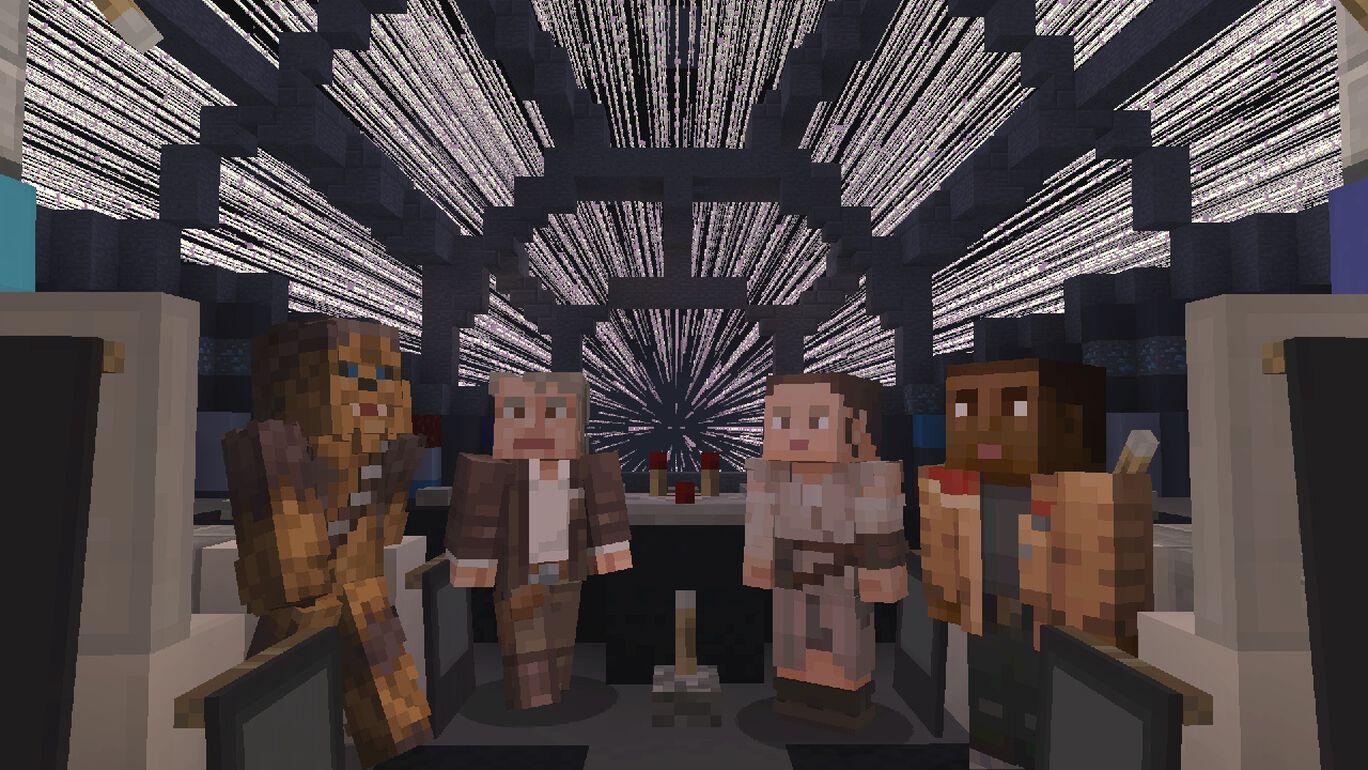 Star Wars Sequel スキン パック
