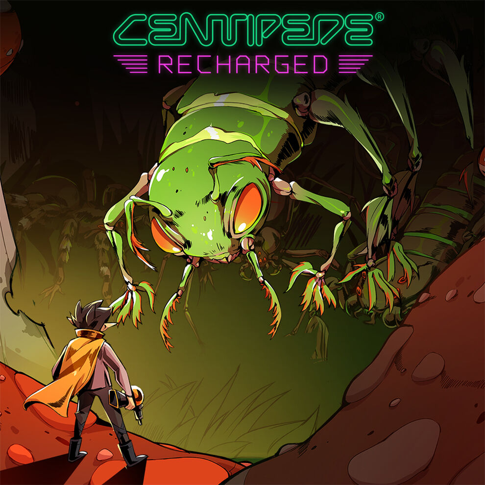 Centipede: Recharged