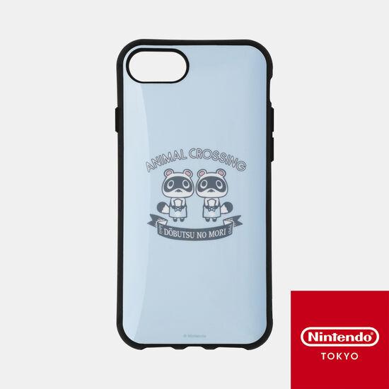 スマホケース どうぶつの森 A iPhone 8/7/6S/6対応【Nintendo TOKYO取り扱い商品】