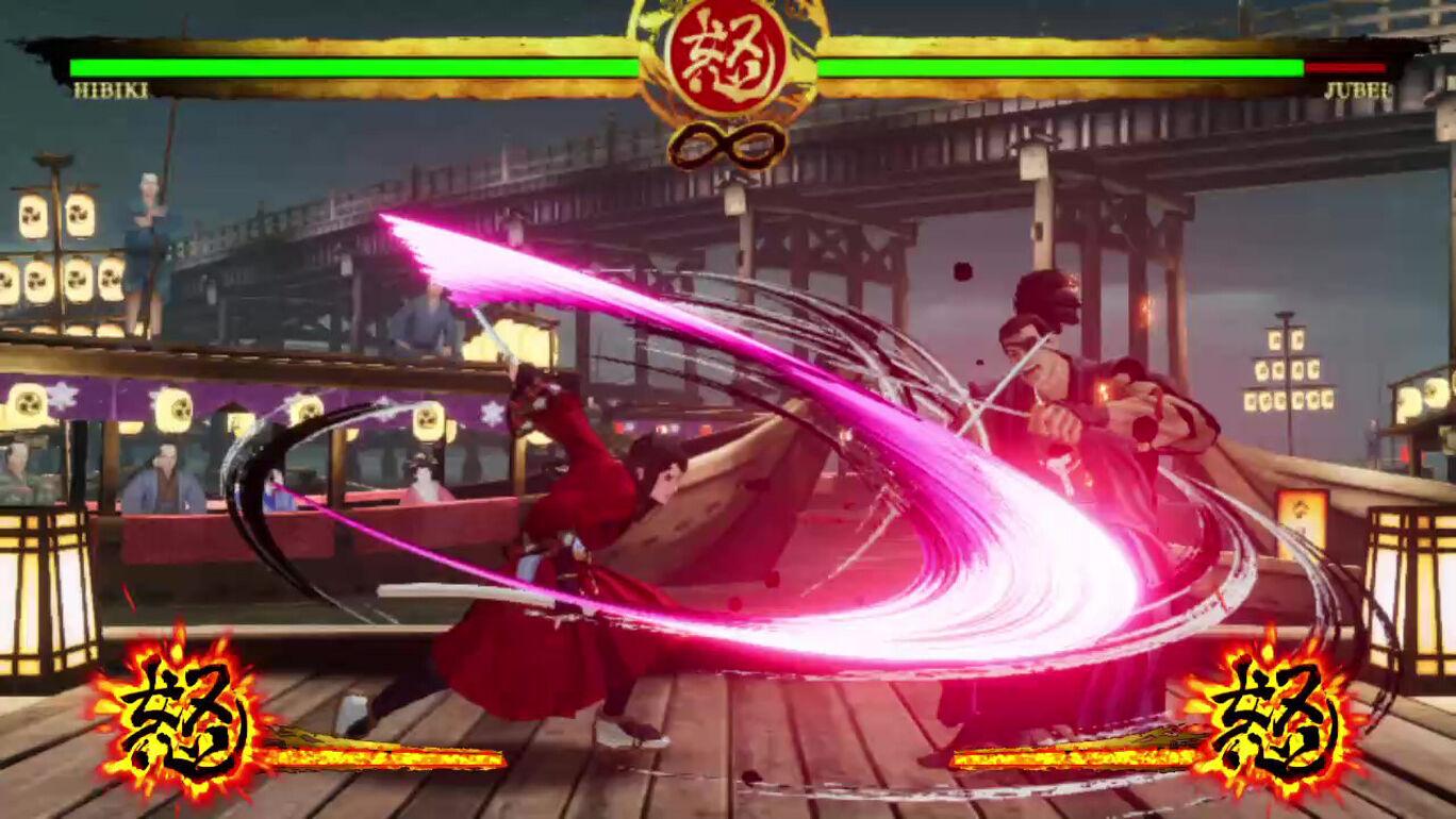 DLCキャラクター「高嶺響」