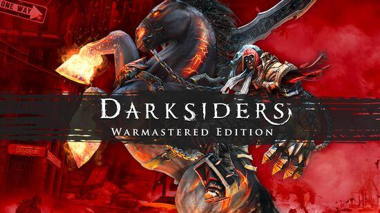 Darksiders Warmastered Edition(ダークサイダーズ ウォーマスターエディション)