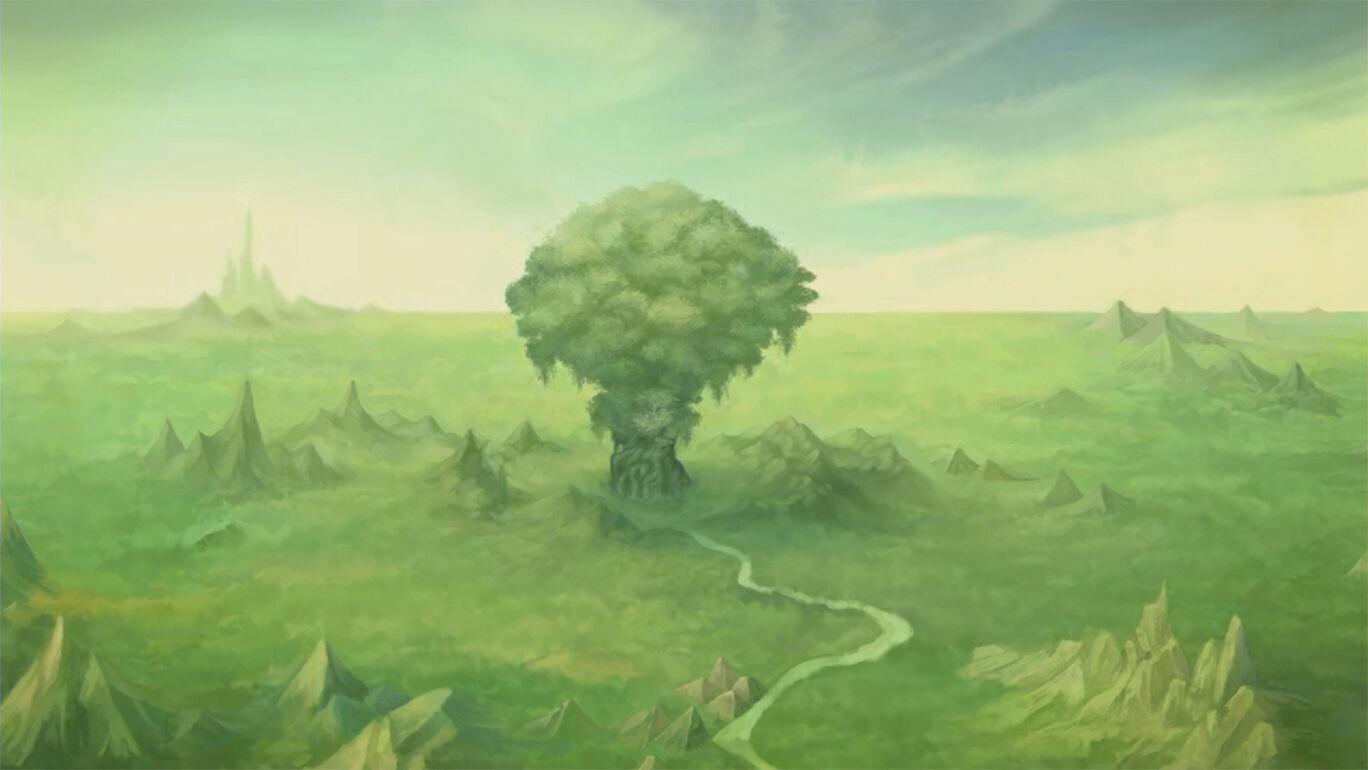 聖剣伝説 Legend of Mana