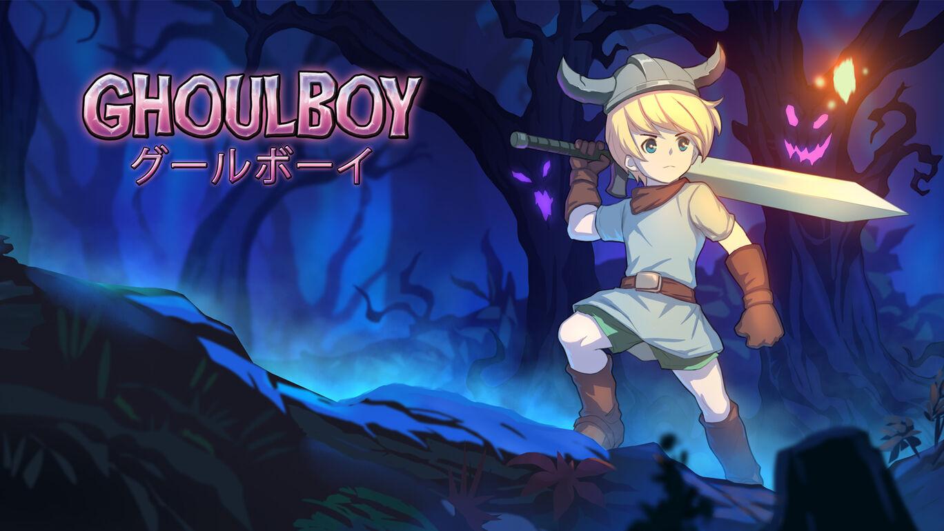 GhoulBoy (グールボーイ)