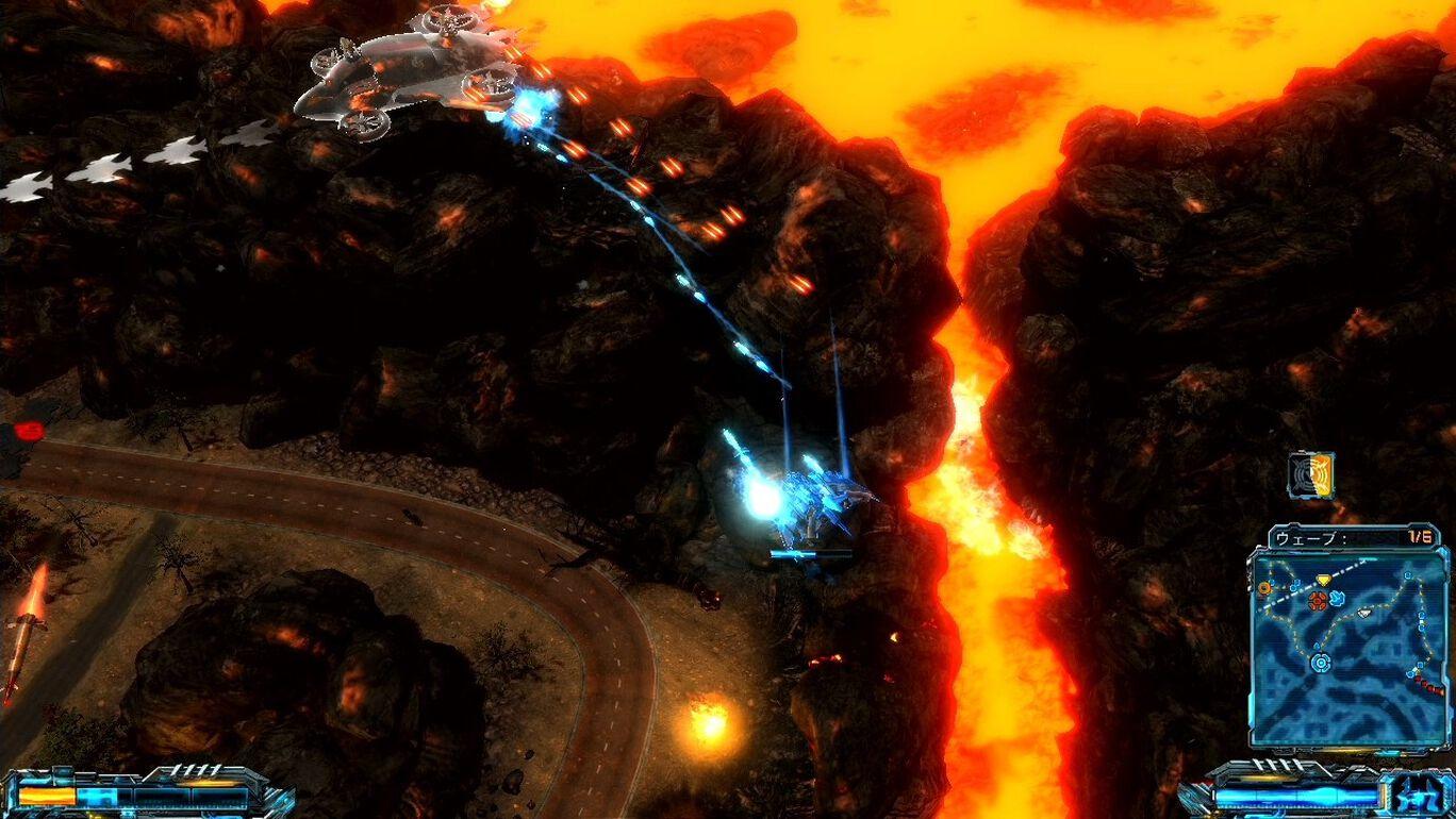 エックスモーフ:ディフェンス『最終決戦』