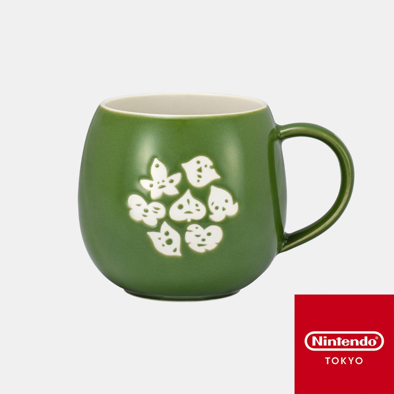 コログのマグカップ ゼルダの伝説【Nintendo TOKYO取り扱い商品】