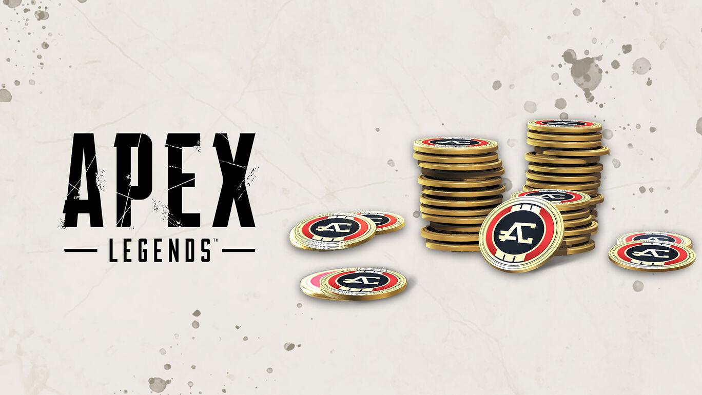 エーペックスレジェンズ – 1,000 Apexコイン