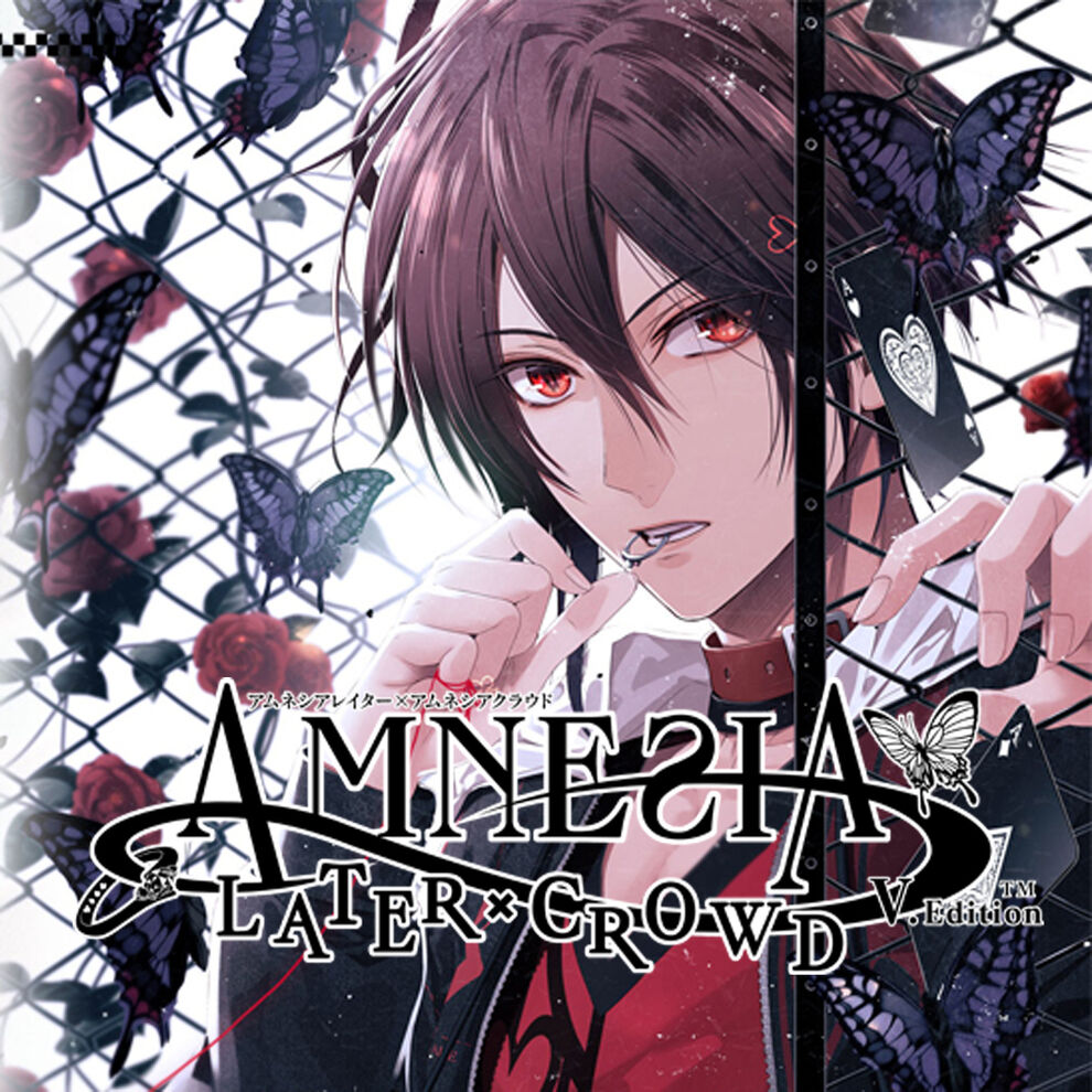 AMNESIA LATER×CROWD for Nintendo Switch