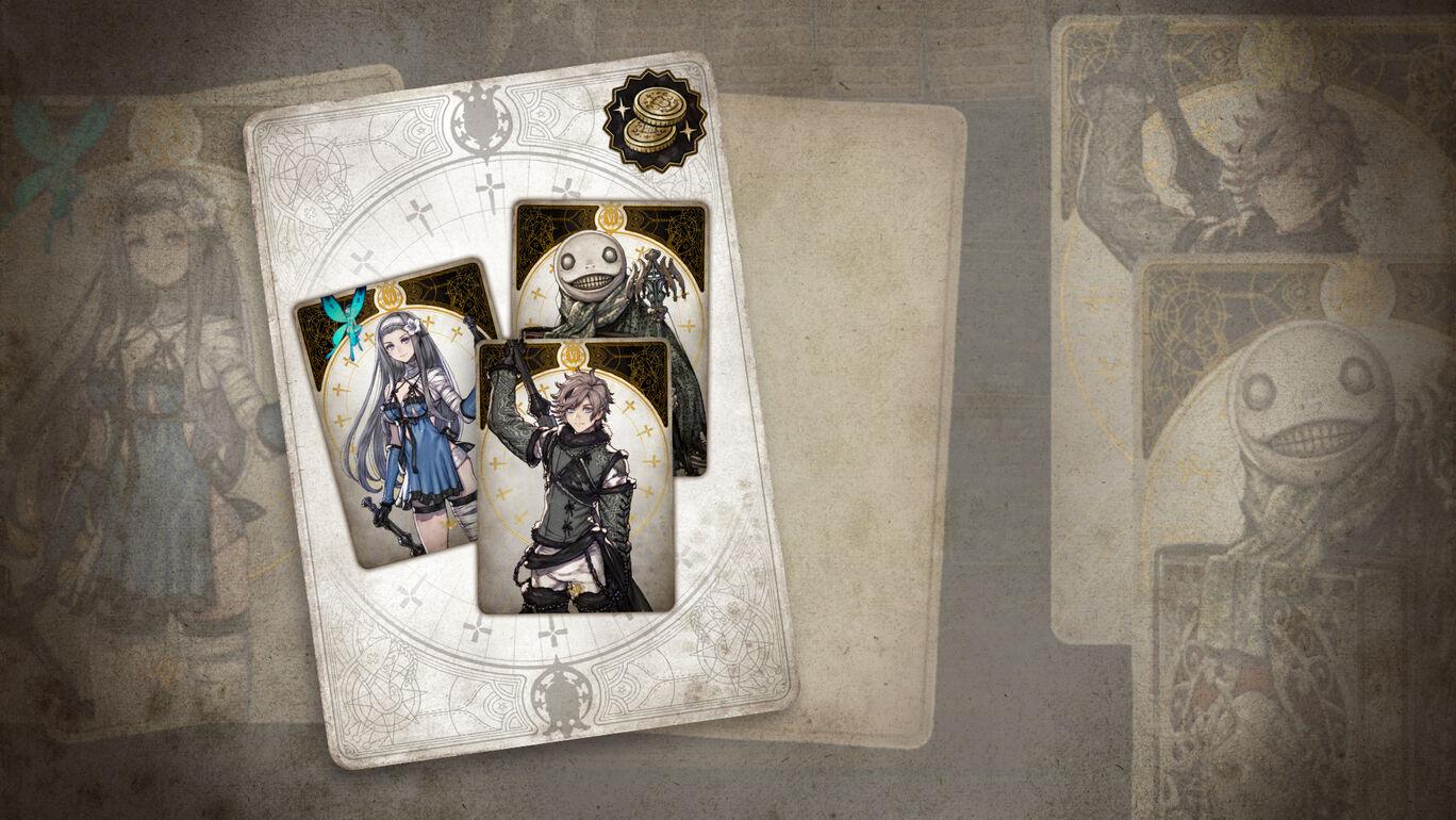 Voice of Cards ドラゴンの島 奪われた者達の装束