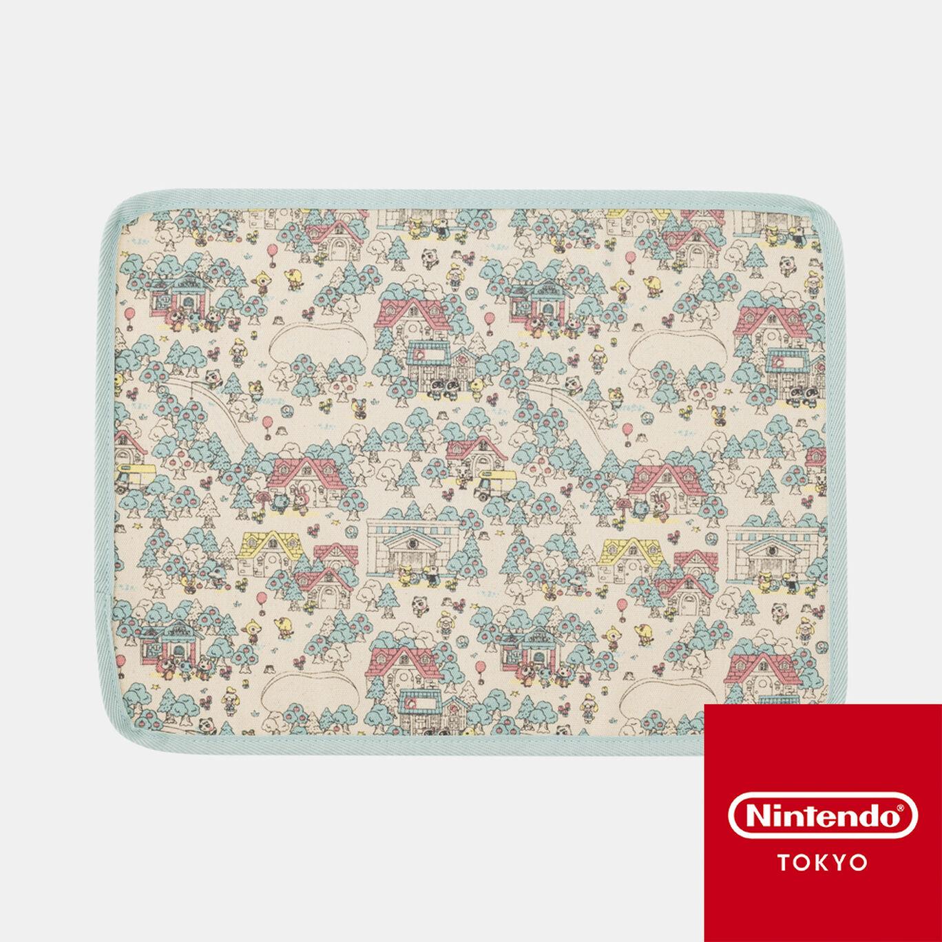 ランチョンマット どうぶつの森 A【Nintendo TOKYO取り扱い商品】