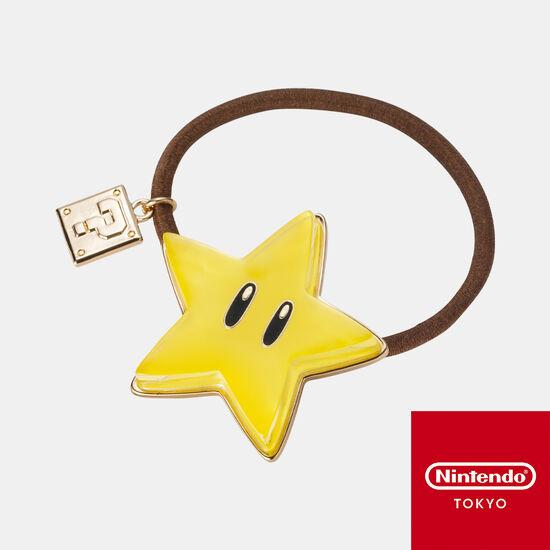 ヘアゴム スーパーマリオ B【Nintendo TOKYO取り扱い商品】