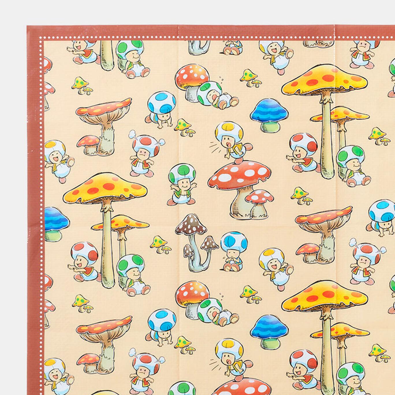 キノピオ レジャーシート(90cm×60cm)