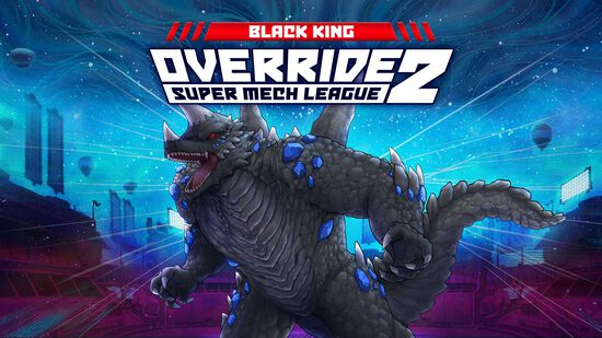 Fighter DLC - ブラックキング