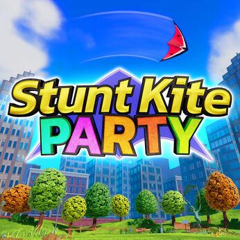 スタント カイト パーティ