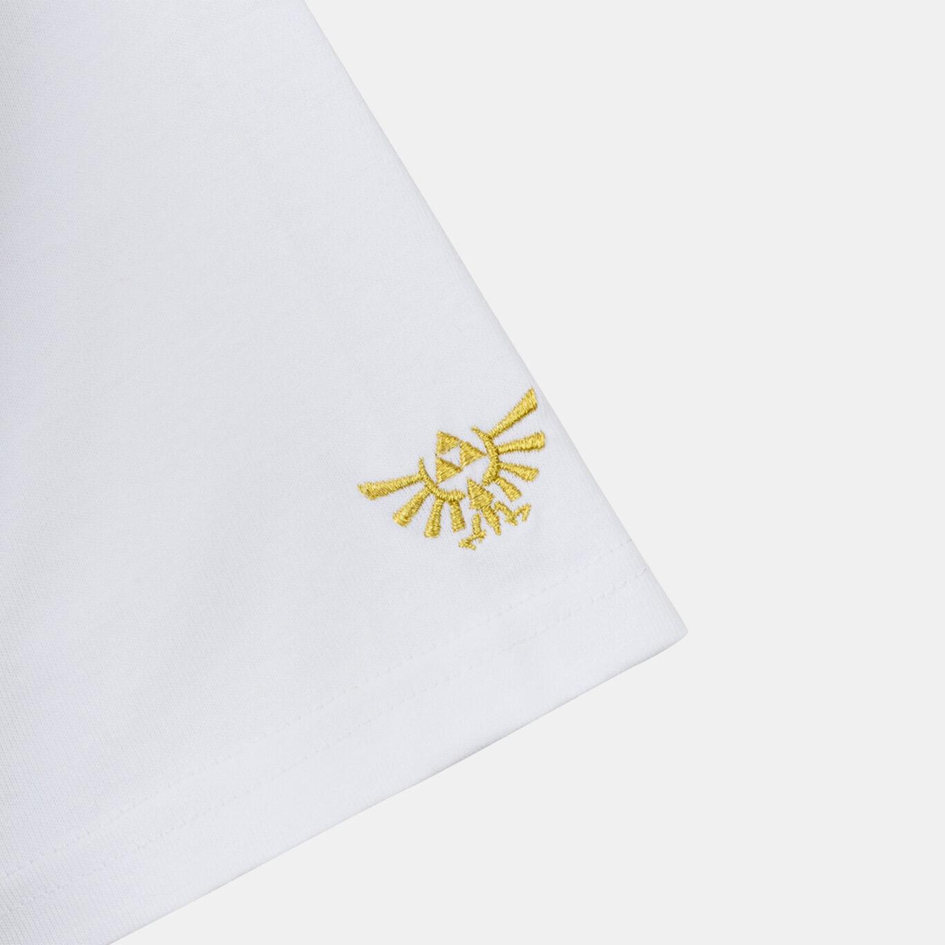 Tシャツ トライフォース ゼルダ S ゼルダの伝説【Nintendo TOKYO取り扱い商品】