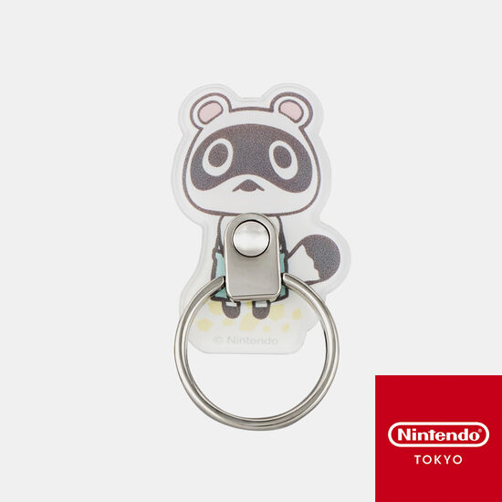 マルチリング どうぶつの森 B【Nintendo TOKYO取り扱い商品】