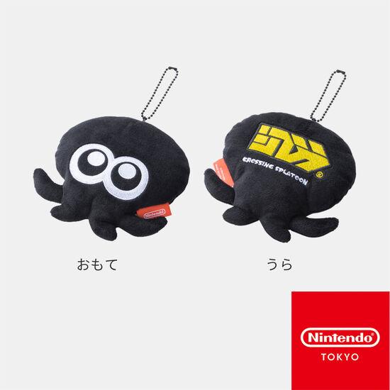 マスコット タコ CROSSING SPLATOON A【Nintendo TOKYO取り扱い商品】