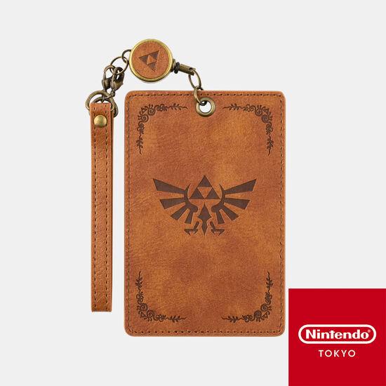 パスケース ゼルダの伝説 A【Nintendo TOKYO取り扱い商品】