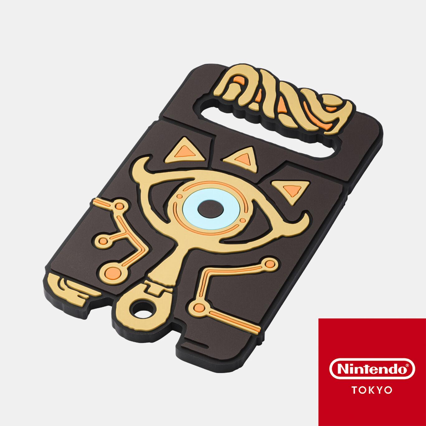ラバーコースター ゼルダの伝説 D【Nintendo TOKYO取り扱い商品】
