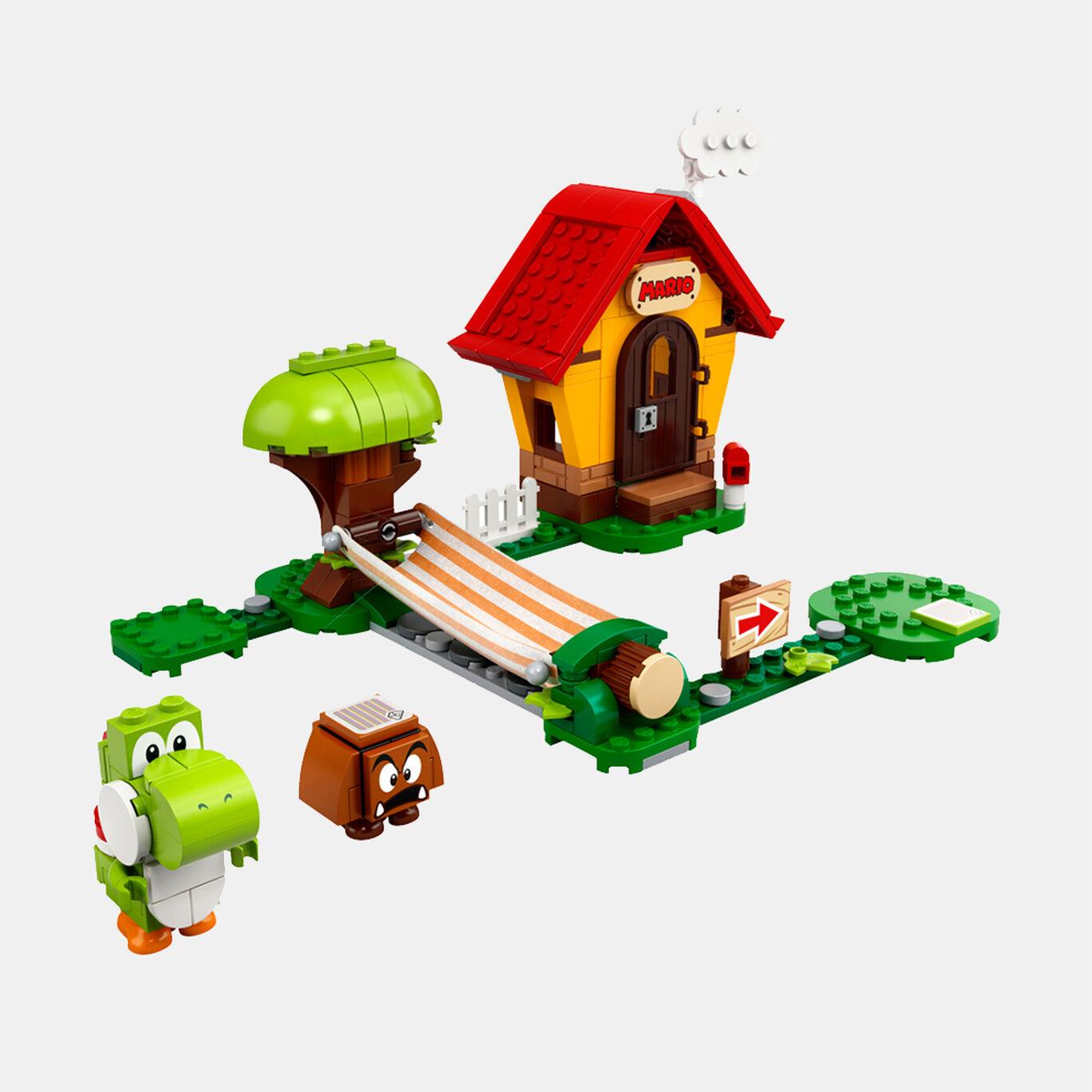 レゴ(R)スーパーマリオ ヨッシー と マリオハウス