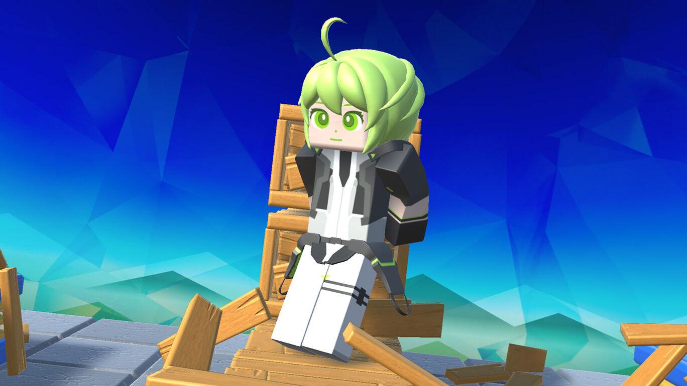 追加キャラクター:ハティ(ボーダーブレイクコラボ)