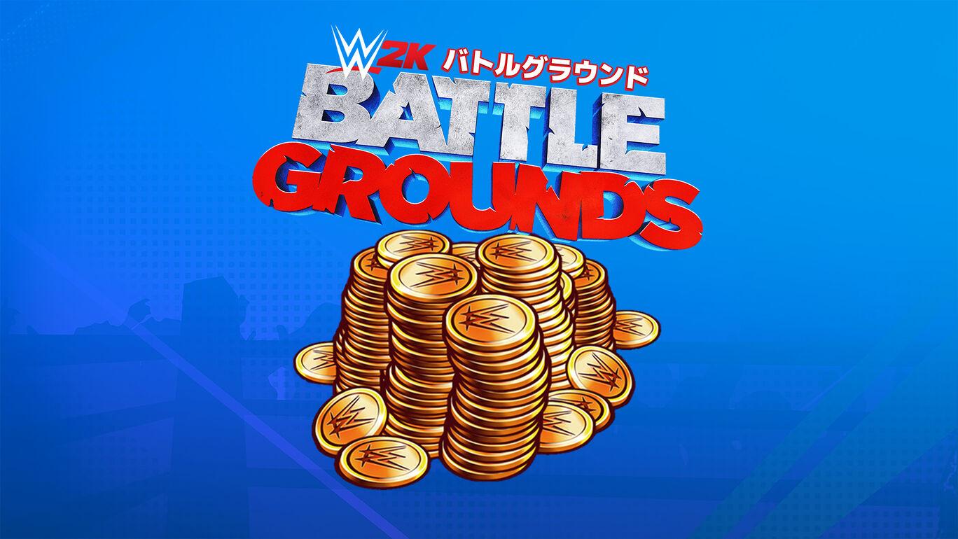 1100 ゴールデンバックス:『WWE 2K バトルグラウンド』