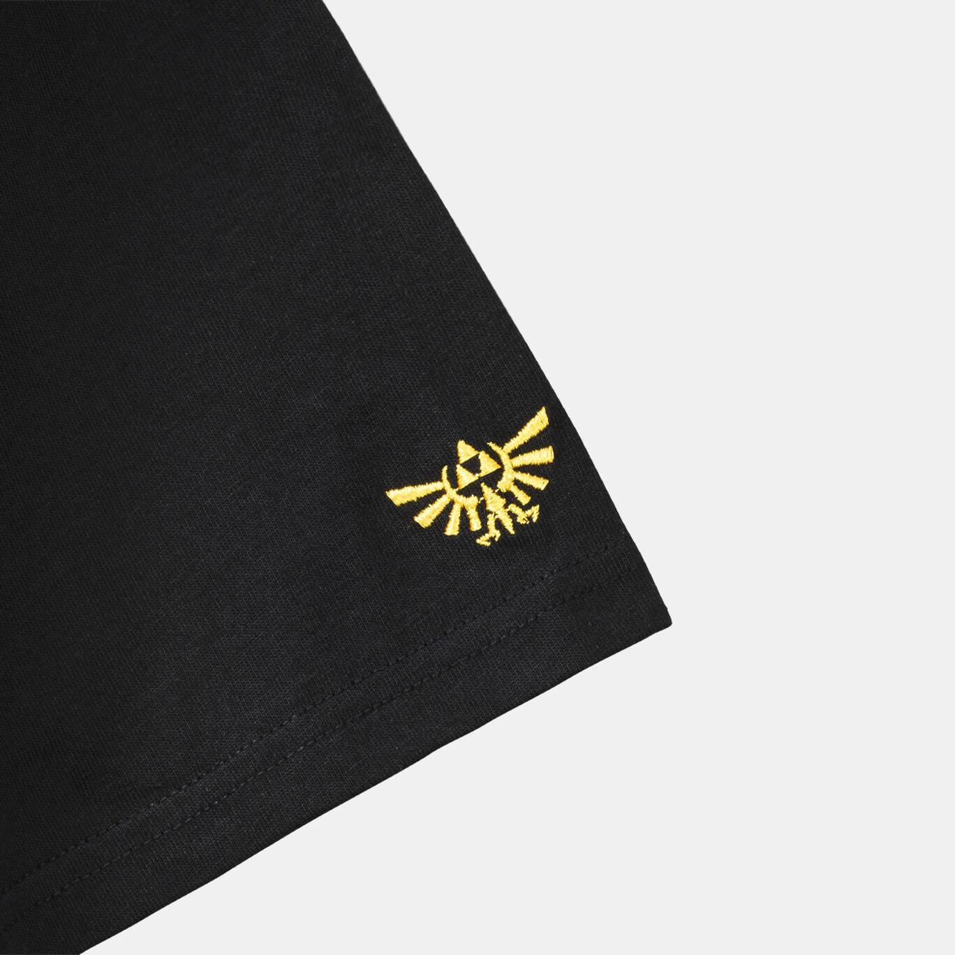 Tシャツ トライフォース ガノンドロフ S ゼルダの伝説【Nintendo TOKYO取り扱い商品】