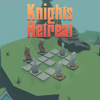 Knight's Retreat  チェスパズル: ナイツ リトリート