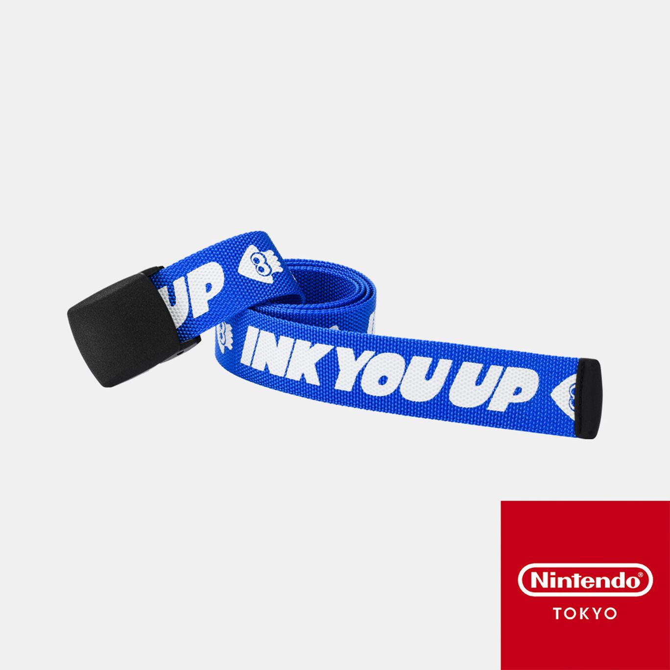 ガチャベルト INK YOU UP【Nintendo TOKYO取り扱い商品】