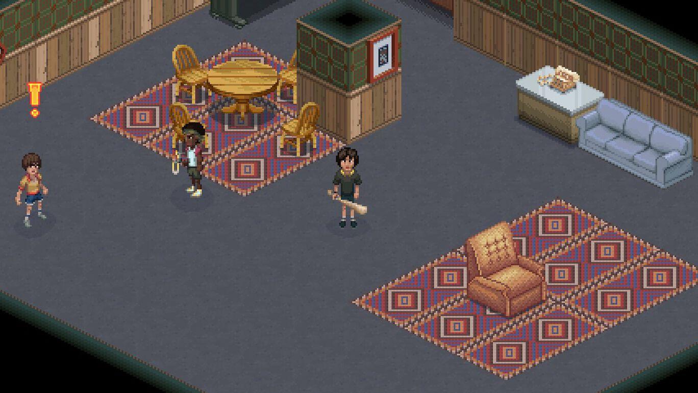 Stranger Things 3:ザ・ゲーム