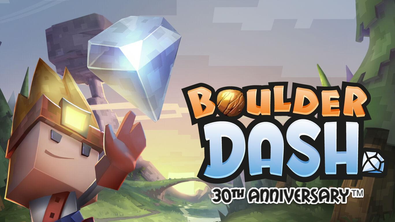 バルダーダッシュ:Boulder Dash - 30th Anniversary