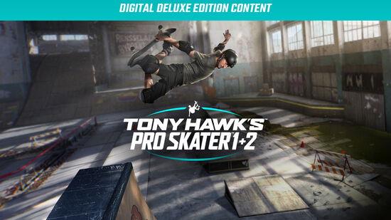 トニー・ホーク™ プロ・スケーター™ 1+2 - デジタルデラックスコンテンツ