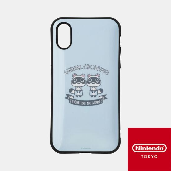 スマホケース どうぶつの森 A iPhone XS/X対応【Nintendo TOKYO取り扱い商品】